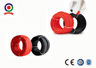 Photovoltaic Single Core Solar Cable 4mm H1Z2Z2-K PV1-F For Solar Panel